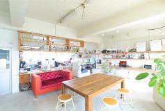 2F デザインスペース/オフィス
